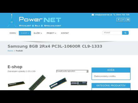 www.powernet.sk/e-shop