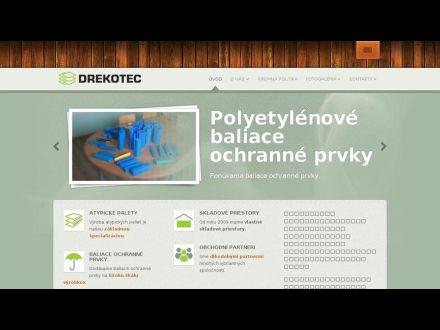 www.drekotec.sk