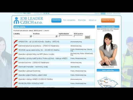 www.jobleader.sk