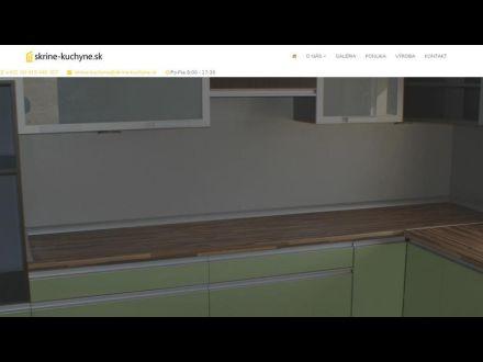 www.skrine-kuchyne.sk