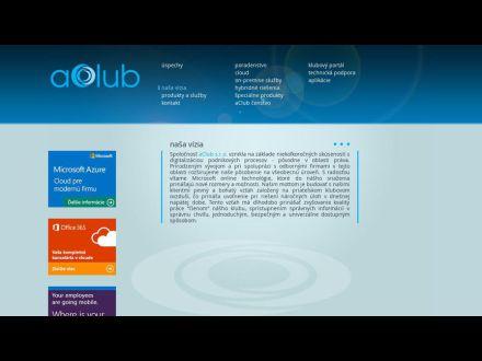 www.aclub.sk
