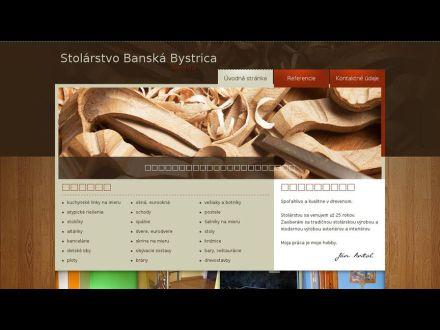 www.stolarstvobanskabystrica.sk