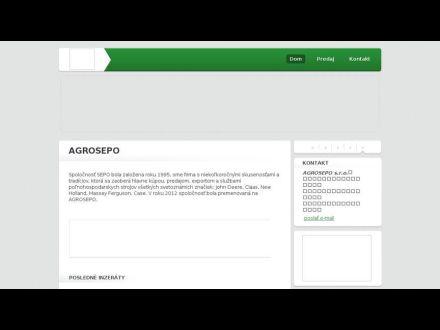 www.agrosepo.sk