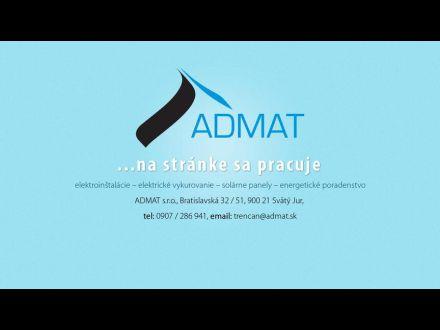 www.admat.sk