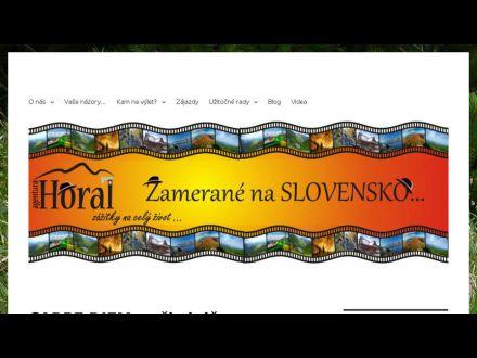 www.agenturahoral.sk