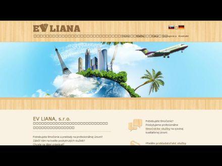 www.evliana.sk