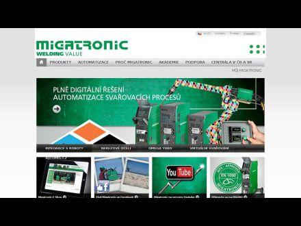 www.migatronic.cz