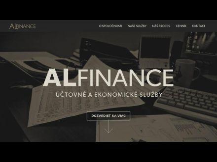 www.alfinance.sk