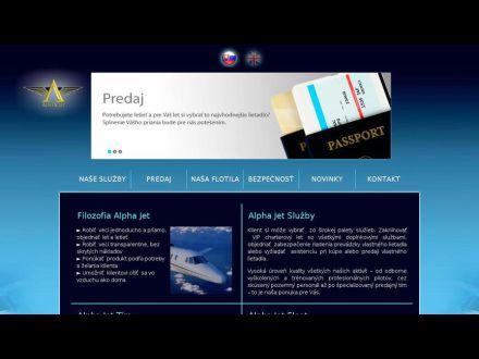www.alpha-jet.sk