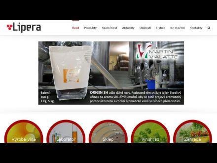 www.lipera.cz