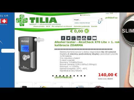 www.lekarnicka.sk