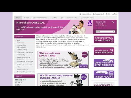 www.mikroskopy-arsenal.cz