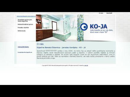 www.rekonstrukciakupelne-bytovejadro.sk