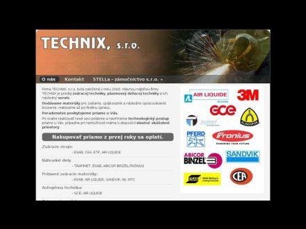 www.technixsro.sk