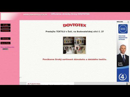 www.dovtotex.szm.com