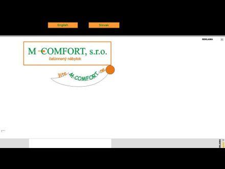 www.m-comfort.szm.sk
