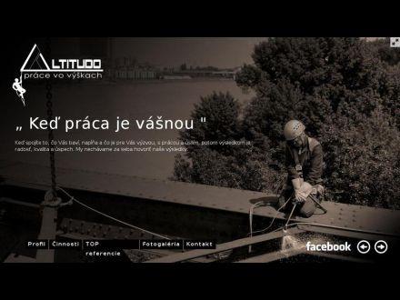www.altitudo.sk