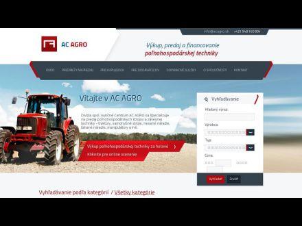 www.acagro.sk