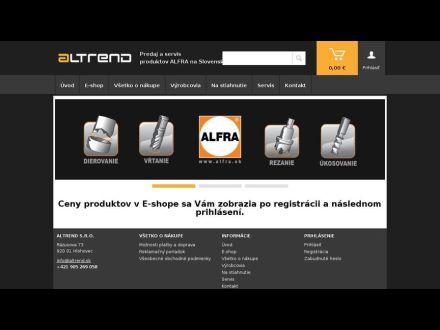 www.altrend.sk