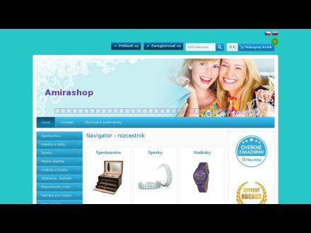 www.amirashop.sk