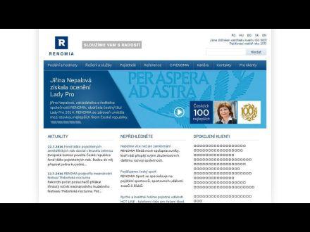 www.renomia.cz
