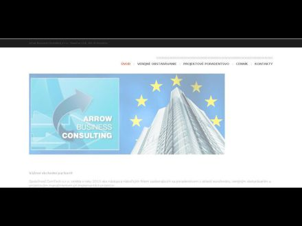 www.arrowbusinessconsulting.sk