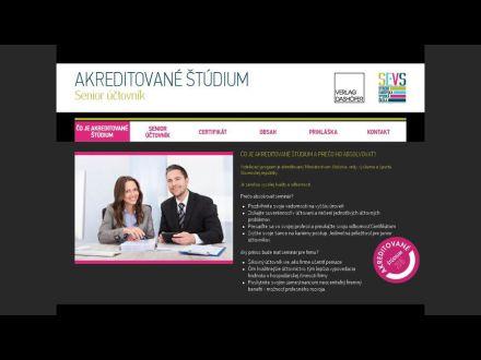www.akreditovanestudium.sk