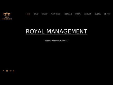 www.royalmanagement.sk