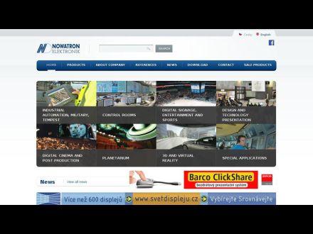 www.nowatron.sk