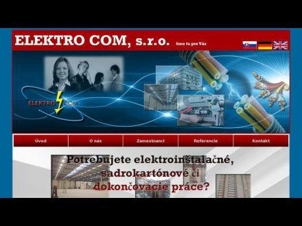 www.elektrocomsk.eu