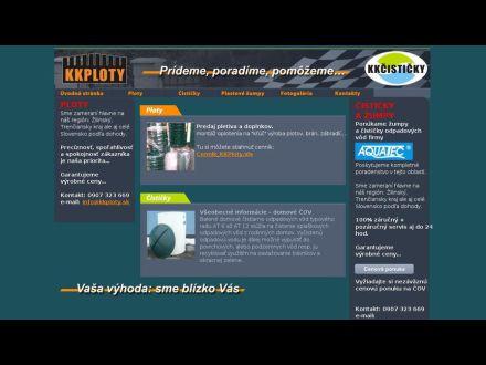 www.kkploty.sk