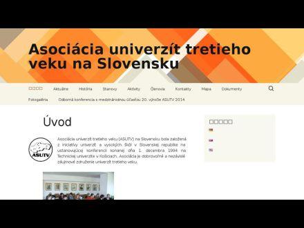 www.asutv.sk