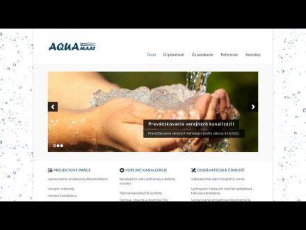 www.aquamaat.sk