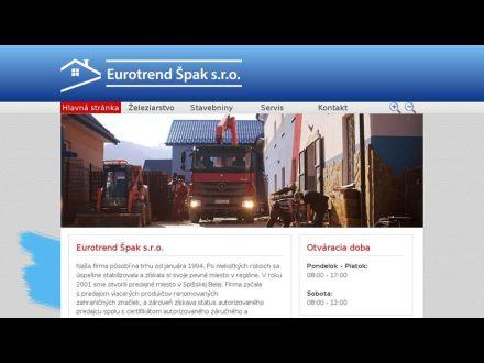 www.eurotrendspak.sk