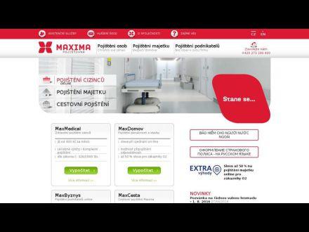 www.maxima-as.cz