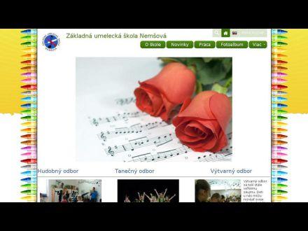 www.zusnemsova.sk