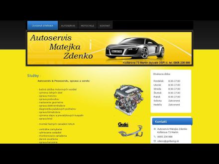 www.autoservis-martin.sk