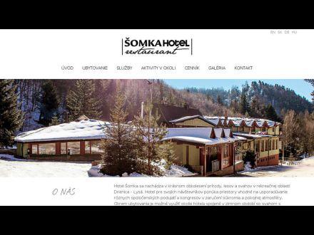 www.hotelsomka.sk