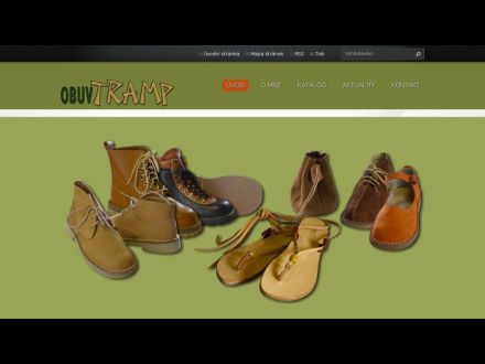 www.obuv-tramp.sk