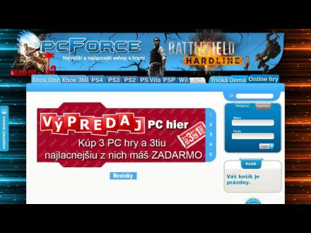 www.pcforce.sk
