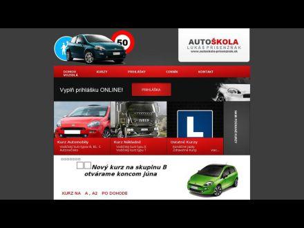 www.autoskola-prisenznak.sk