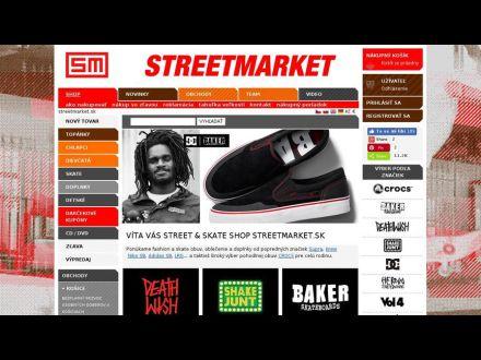 www.streetmarket.sk