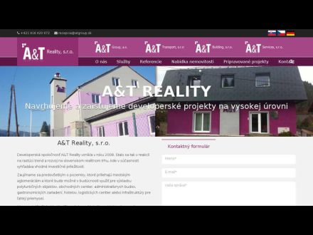 www.at-reality.sk