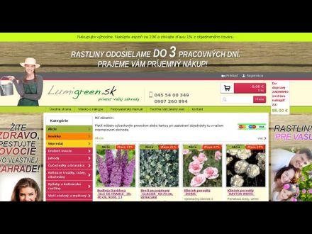 www.lumigreen.sk