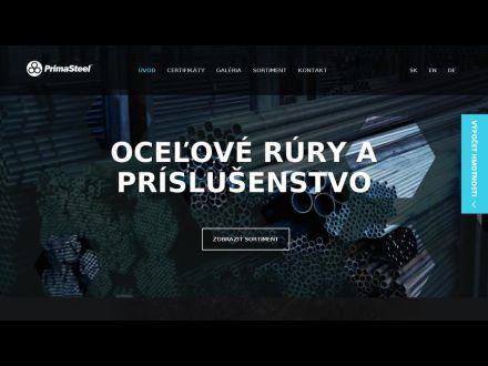 www.primasteel.sk