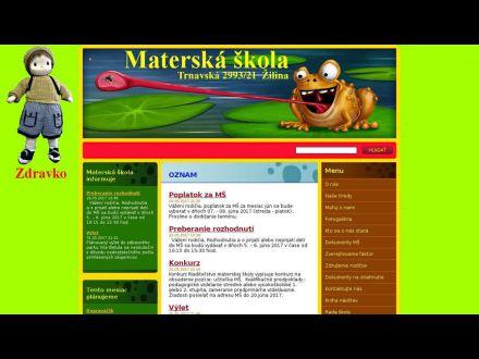 www.mstrnavska.webnode.sk