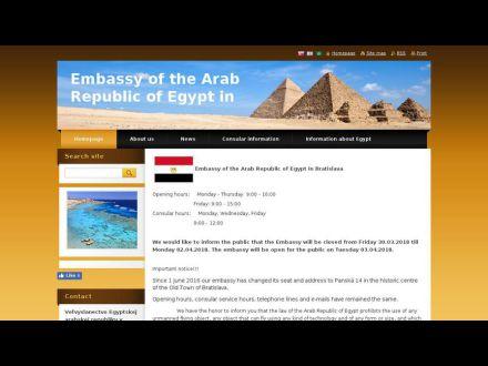 www.egypt-embassy.sk