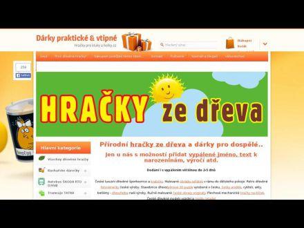 www.hrackyproklukyaholky.cz