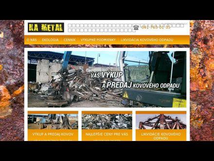 www.ka-metal.sk/
