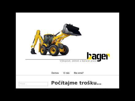 www.bagersro.sk